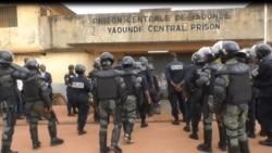 Mutinerie dans la prison de Buea au Cameroun: 45 blessés
