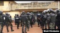 Agasho gakuru k'i Yaounde