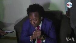 Ayiti: Senatè Gracia Delva Di li Pa nan Konfyolo ak Prezime Bandi Anel Joseph