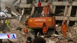 Indonesia: Tử vong vì động đất vượt 1.200 người