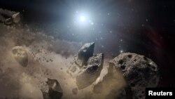 Un grupo de astronautas será enviado en una cápsula espacial Orión que se encuentra en desarrollo y lo explorará la roca en 2021.