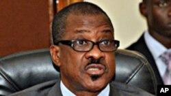 Ministro dos Negócios Estrangeiros senegalês Madicke Niang