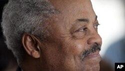 Mbunge wa Marekani hayati Donald M. Payne, wa New Jersey wakati wa uhai wake.