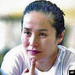 台湾立法委员高金素梅(资料照片)