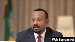 ایتھوپیا کے وزیر اعظم ابی احمد۔ فائل فوٹو