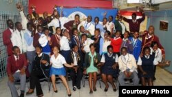 File Photo of USAP students in Zimbabwe. (Photo: Education USA)