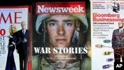 Newsweek dejará de imprimir su revista y se quedará únicamente con su versión digital a apartir del próximo año.