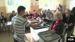 Glasanje na izborima u nedelju u severnom delu Kosova.