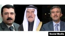 Şadman Mela Hesen, Şêx Rafai al Fehdawî, Oktay Yalmaz