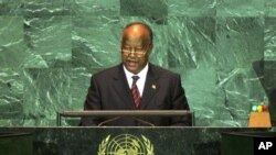 Primeiro-ministro Carlos Gomes Jr.