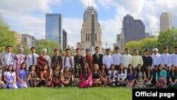 ဒုကၡသည္အျဖစ္ အေမရိကန္ျပည္ေထာင္စုကို ေရာက္ရွိခဲ့သည့္ ျမန္မာႏြယ္ဖြား အေမရိကန္ ႏိုင္ငံသားမ်ား (ဓါတ္ပံု -Burmese American Community Institute Inc (BACI)