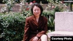 北京政治学者陈小雅(网上资料照)