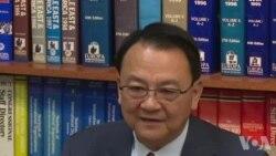 台湾外交部拉美司司长暗示变化来自高层原声视频