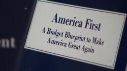 川普政府16号向国会提交预算案
