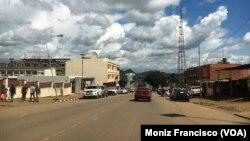 Cidade do Uíge, Angola