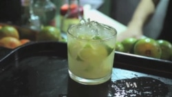 Caipirinhas Introduced to International Audience at World Cup