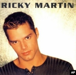 Ricky Martin's self-titled CD
