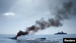 La Oficina Marítima Internacional advirtió sobre el aumento de actividad de los piratas en el Golfo de Guinea, en el oeste de África.