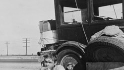 The son of a Depression-era refugee from Oklahoma who moved to California