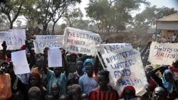 بيش از دو ميليون نفر در سودان جنوبی به کمکهای غذايی نیاز خواهند داشت