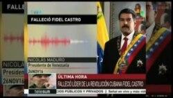 واکنش های متفاوت جهانی به مرگ رهبر انقلاب کوبا