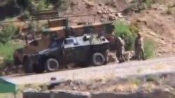 ترکیه مواضع حزب کارگران کردستان را بمباران کرد