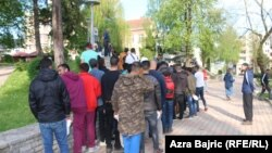 Arhiv - Migranti i izbjeglice u Velikoj Kladuši