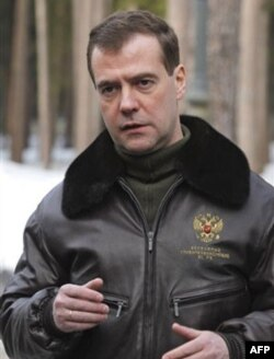 Rossiya rahbari Dmitriy Medvedev BMTning Liviyaga doir qarori xato emas, deydi