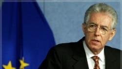 ماریو مونتی کمیسر اتحادیه اروپا