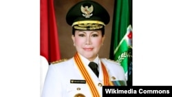Ratu Atut Chosiyah (Foto: Wikipedia).