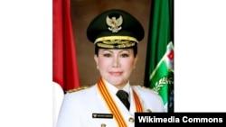 Ratu Atut Chosiyah (Foto: Wikipedia)