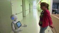 Robotlar işə qəbul olunur