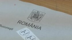 Romania Election