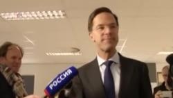 荷蘭選民不贊成歐盟-烏克蘭貿易協議