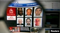 အျပည္ျပည္ဆုိင္ရာ ရဲတပ္ဖဲြ႔ (Interpol) ထုတ္ျပန္ခ်က္။