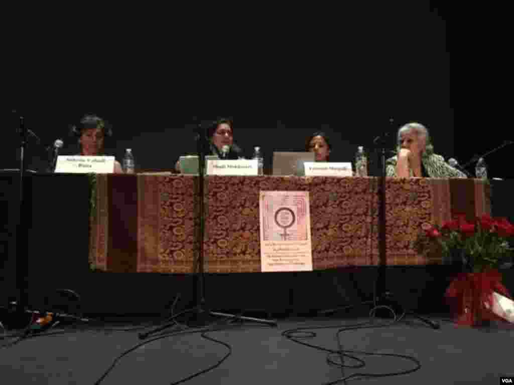 میزگرد همگرایی و همکاری های موثر برای بهبود وضعیت زنان