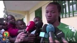 Les joueurs du Burkina Faso motivés pour le match contre l'Egypte (vidéo)