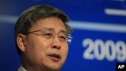 中国证监会主席郭树清(资料照片)