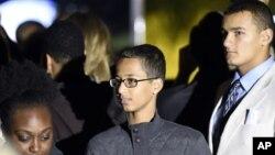 احمد از حمایت رئیس جمهور اوباما سپاسگزاری کرد.