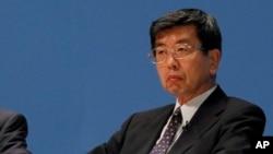亞洲開發銀行行長中尾武彥。(資料圖片)