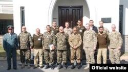 پاکستان، افغان نیشنل آرمی اور افغانستان میں تعینات بین الاقوامی افواج (ایساف) کا گروپ فوٹو