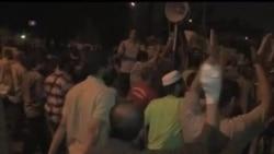 埃及示威者拒绝政府安全撤离的承诺