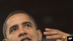 اسرائیل کا آبادکاری کا منصوبہ امن مذاکرات میں مددگار ثابت نہیں ہو گا: اوباما