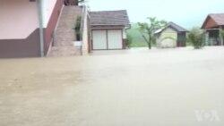 """Poplave u Čelincu: """"Čovjek ne zna više šta da radi"""""""
