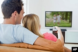 People who spend more than four hours a day watching TV or playing video games are at higher risk of having a future cardiovascular event.