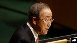 Selon Ban Ki-moon, il faut mobiliser beaucoup plus de ressources pour faire face à l'épidémie d'Ebola en Afrique de l'Ouest