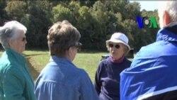 Tambak Udang Air Tawar di Tenesse - Liputan Feature VOA Desember 2011