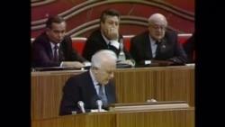 Eduard Shevardnadze Obit VO