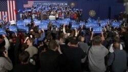 Sanders & Trump Menang Pemilihan Pendahuluan New Hampshire