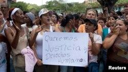 Son constantes las denuncias por violación de Derechos Humanos en las cárceles de Venezuela.